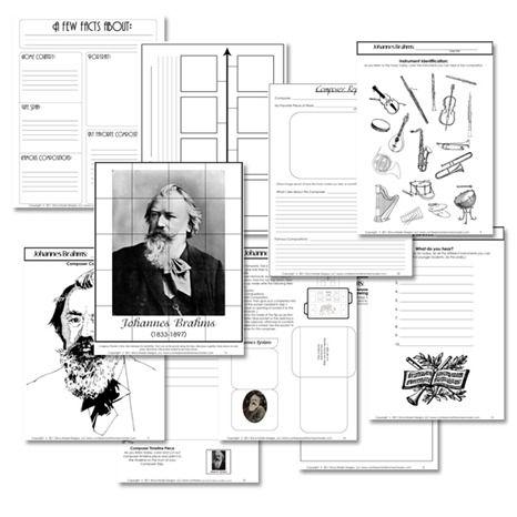 Wow. Amazing Brahms study. with printablesBrahm Study, Brahm United, Cc Cycling, United Study, Composing Study, Brahm Composing, Music Study, Johannes Brahm, Homeschool Music