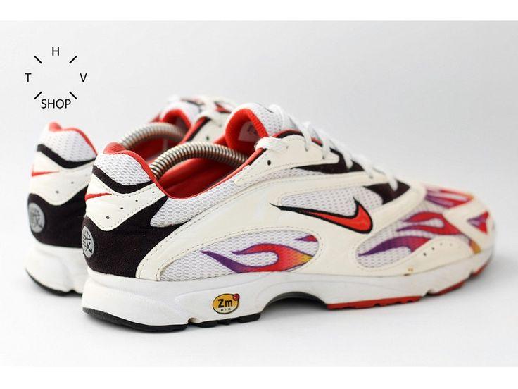 Supreme/Nike Air Streak Spectrum Plus White US 9.5 EU 43 UK 8.5