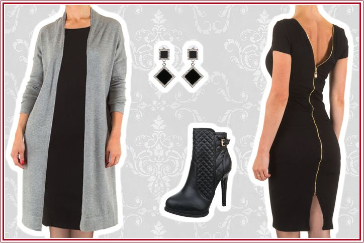 Herbst-Outfits - Look like a Lady – schnell das komplette Outfit online bestellen und zum Hingucker werden!