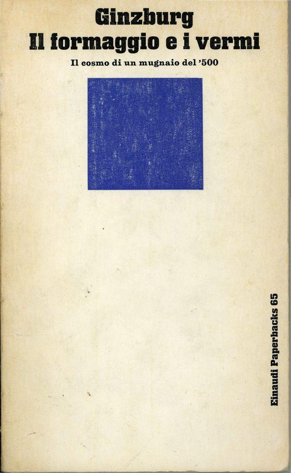 Carlo Ginzburg | The Cheese and the Worms [Il formaggio e i vermi] (1976)