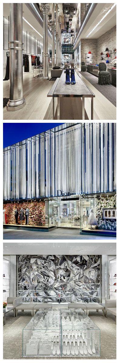 Архитектор Питер Марино имеет довольно завидную работу. Он проектирует некоторые из самых роскошных магазинов модных брендов, таких как Gucci и Dior по всему миру. Его проекты включают в себя Chanel в Беверли-Хиллз и Гонконге, Dior в Париже, и Bulgari в Риме. Во всех своих работах он отводит большое внимание светодиодному освещению. #освещениемагазина #подсветкавитрин #освещение #светодиодноеосвещение #светодиоднаяподсветка #ledосвещение #освещениепомещений #светодиоды #свет