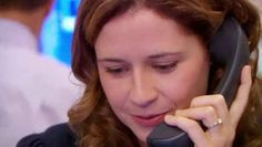 Jenna Fischer kept Pam's engagement ring after the show ended.