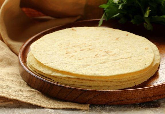 Homemade Soft Corn Tortillas by Terry Hope Romero from Vegan Eats World