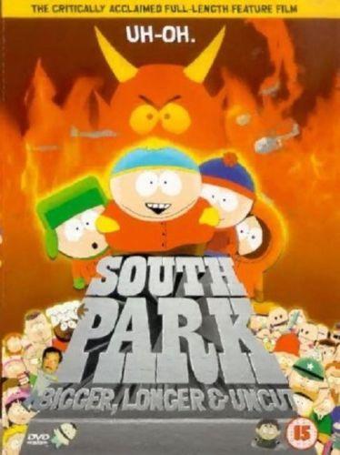 South-Park-Bigger-Longer-amp-Uncut-DVD-1999-Widescreen