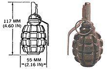 HMS Civil War Project - Hand Grenades