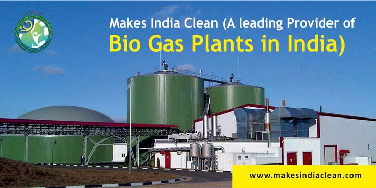 India is a leading provider of the Bio-Gas Plants worldwide. In India there are several companies which are engaging in the business of technology related to Bio Gas Production. Biogas naturally refers to a blend of different gases produced by the breakdown of organic substances in the absence of oxygen. Biogas can be produced from different raw materials like agricultural waste, plant material, manure, sewage, municipal waste, green waste or food waste.