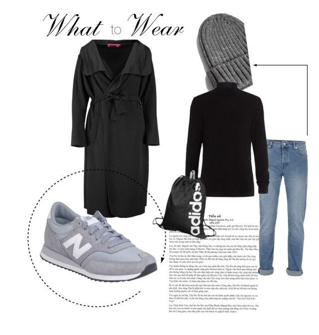 Jay by ninjasofia on Polyvore featuring New Balance, MANGO and Topman