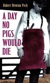 A Day No Pigs Would Die.  I LOVE this novel.  So did my students.
