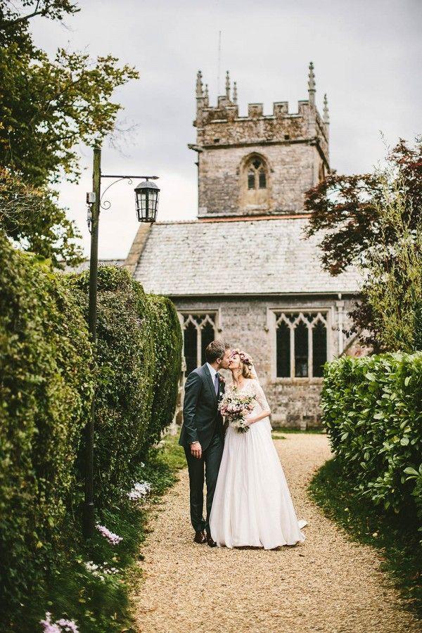 Ethereal DIY Wedding in Dorset, England   Samuel Docker Photography
