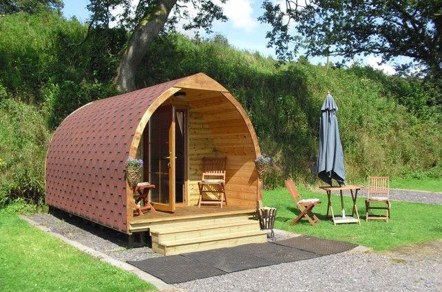 The Log Pod Ltd - Finest Camping Pods