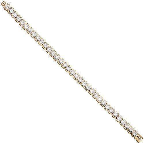 Dreambase Damen-Armband vergoldet Silber 1 Zirkonia 19 cm... https://www.amazon.de/dp/B01H7ZZT60/?m=A37R2BYHN7XPNV