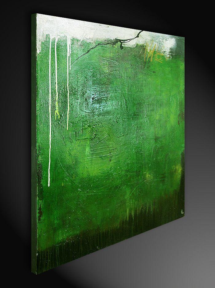 Moderne Kunst Kaufen Petra Klos Ab Ins Grune Inspire Art