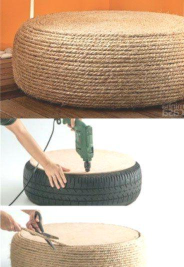 Kreatives Wohnen: Sie können diese 4 coolen DIY-Möbel selbst herstellen! …