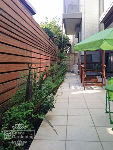 Best 25 ideas on pinterest for Terrace fence