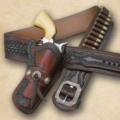 ... | Leather holster, 1911 leather