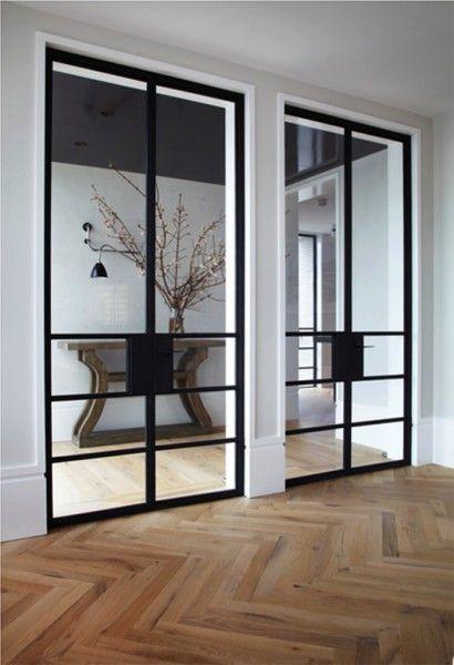 Australian Made French Steel Doors