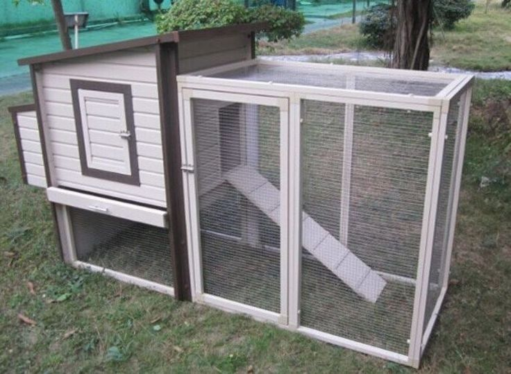 Plastic Cat Kennel & Run Plastic Cat House Outdoor Cat House