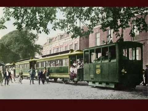STOOMTRAM GOSM - Rit per Stoomtram van Deventer naar Borculo anno 1925