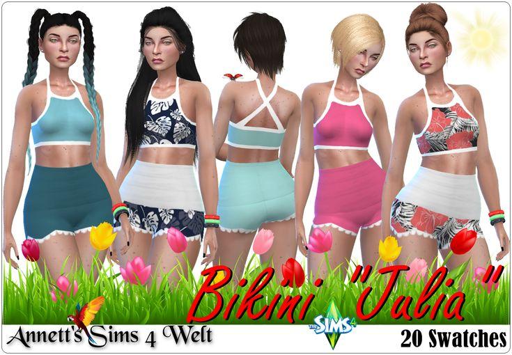 """Bikini """"Julia"""" by Annett85"""