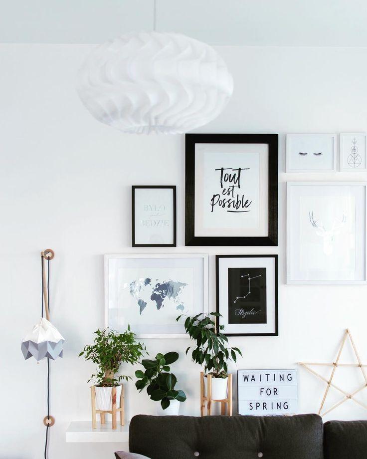 LED Leuchtbox A4 #wohnzimmer