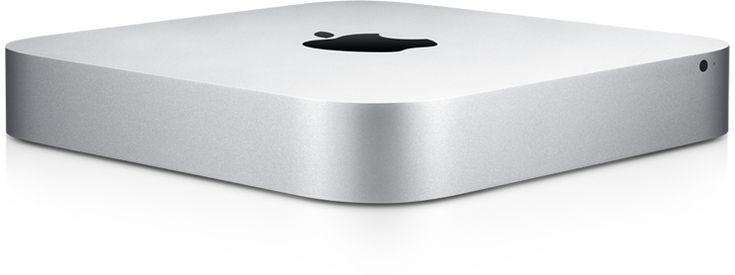 Mac Mini : le coeur du média center
