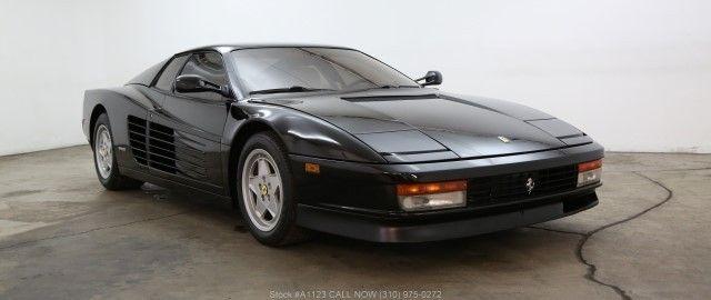 1990 Ferrari Testarossa Ferrari Testarossa Ferrari Car Trader