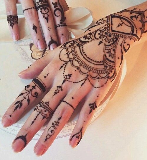 1000 Ideas About Henna Art On Pinterest  Henna Mehndi