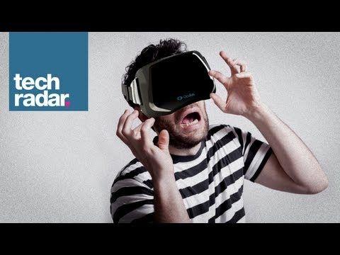 Sanal Gerçeklik Cihazına İnsanların Verdiği Tepkiler - Her Gün Yeni Bir Bilgi