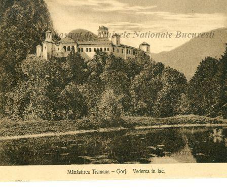 The Tismana Monastery