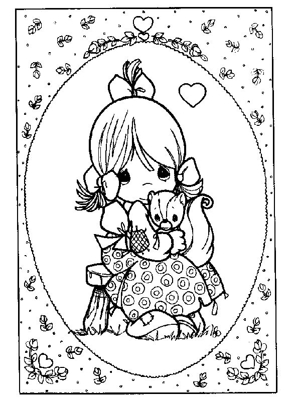 14 best Precious Moment Coloring Pages images on Pinterest