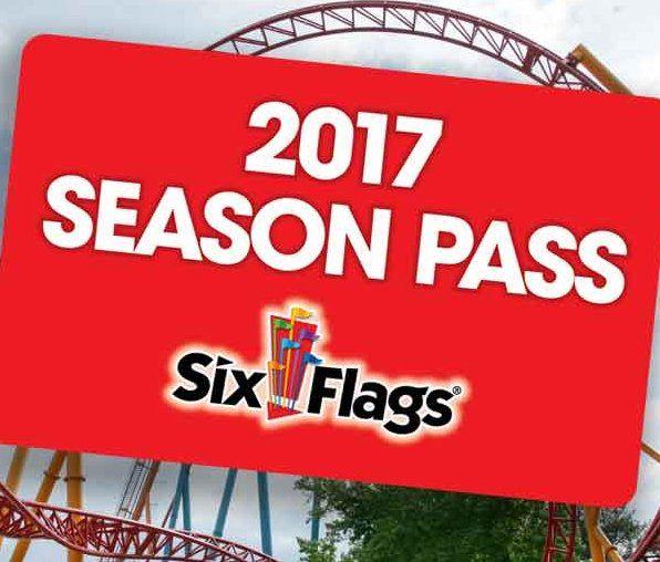 Six flags new england season pass deals 2018