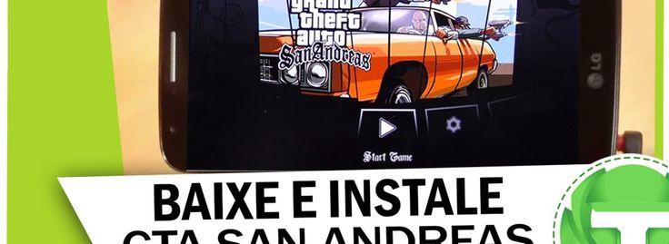 Como Baixar e Instalar GTA San Andreas Para Android