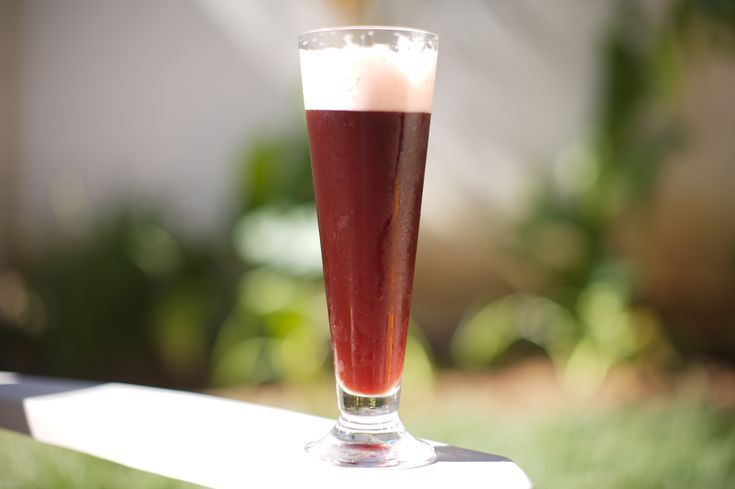 Freshen Up Your Porter With the Raspberry Snakebite