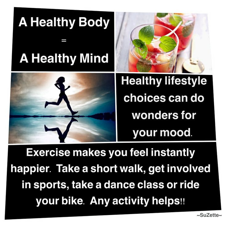You can choose to live healthier