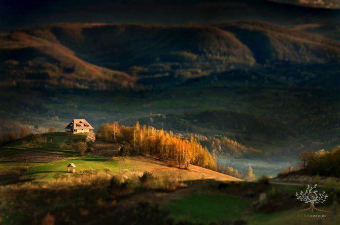 L'alba ed il tramonto della Transilvania in queste foto spettacolari. #places #nature