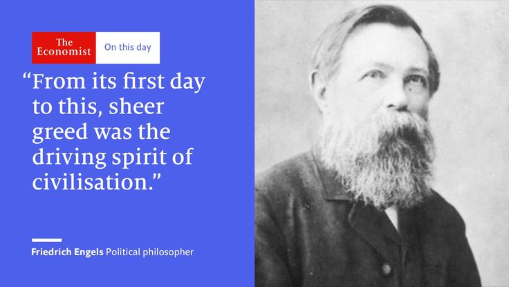Friedrich Engelsborn #OnThisDay 1820read The Economist. Presumably he didn't agree with us http://econ.st/2frHZLy#Sober Look素材On this dayThe Economist #November 29 2016 at 04:47AM#via IF