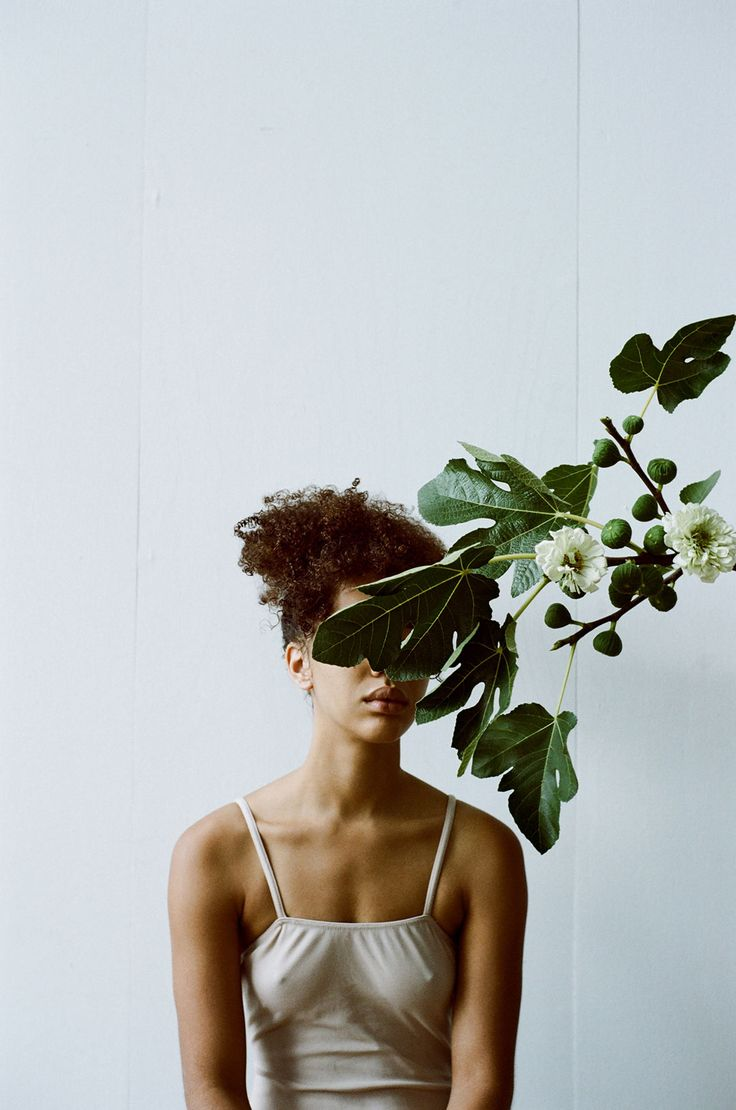 OVERGROWTH by photographer Parker Fitzgerald and floral designer Riley Messina