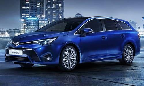 #Toyota #AvensinsTouringsport.  Nouveau design remarquable et un ensemble très complet de technologies innovantes, de confort et de sécurité.