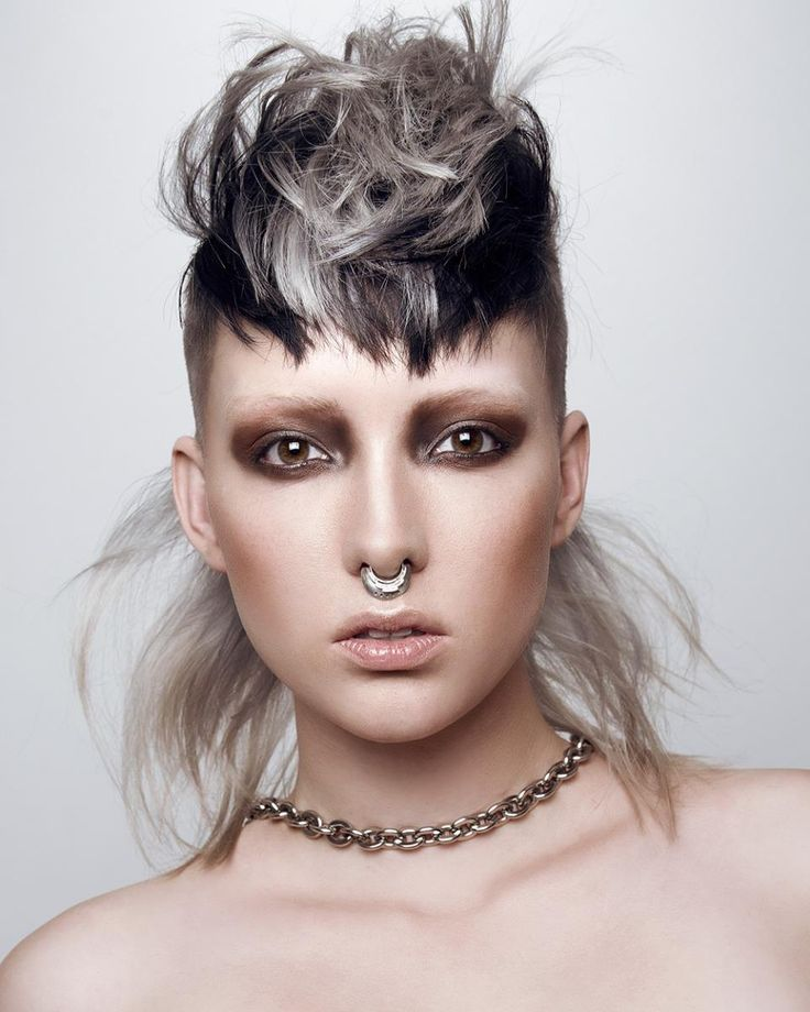 2016 NAHA FINALISTS: Student Hairstylist>>Hair by: Kate Degeer, Aveda Institute Tucson in Tucson, AZ>>Photo By Keith Bryce