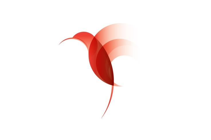 Hummingbird mark for Vermell & Co, by Face