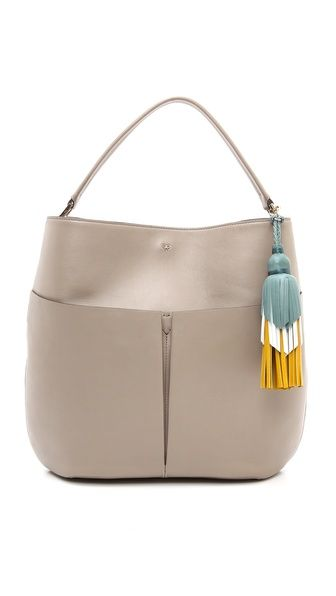 Anya Hindmarch Nevis Zipper Hobo Bag- my dream bag!!