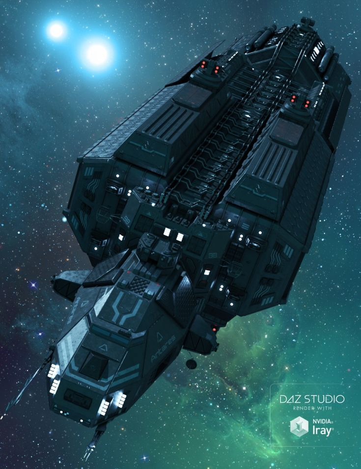 7457 best star ships images on pinterest spacecraft for Outer space 3d model