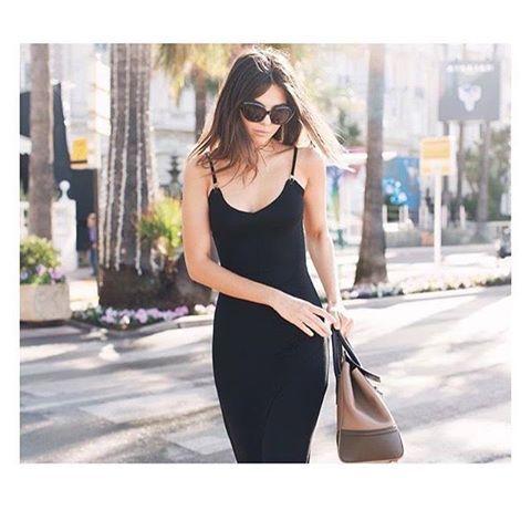 Cruising through the Murmur appearances at Cannes Film Festival. Hottie blogger Doina Ciobanu wears the Second Skin Long Dress.   Shop the dress at: http://www.murmurstore.com/product/second-skin-long-dress/