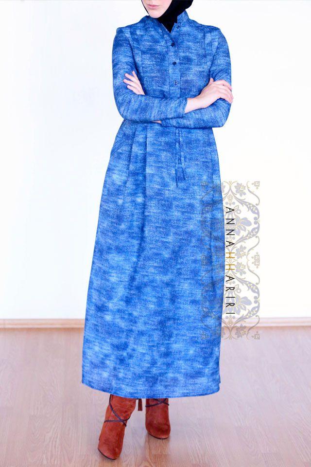 Jeans Dress by ANNAH HARIRI