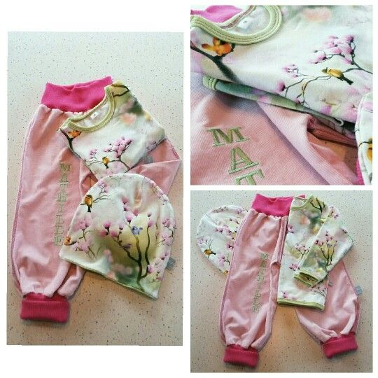 Girls clothes handmade  Hjemmesydd jente klær