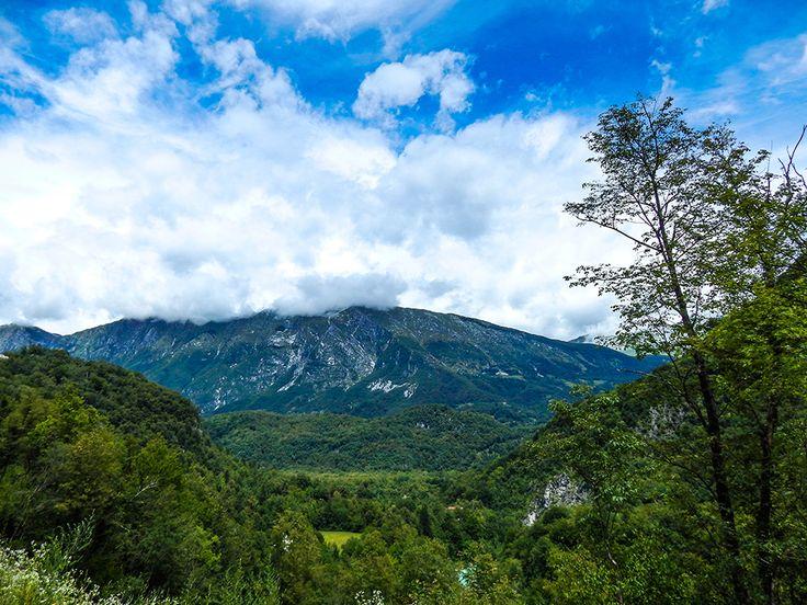 Slowenien Soca  * Abenteuer * Individualreisen * Outdoor * Bushcraft * Natur *  www.treat-of-freedom.de