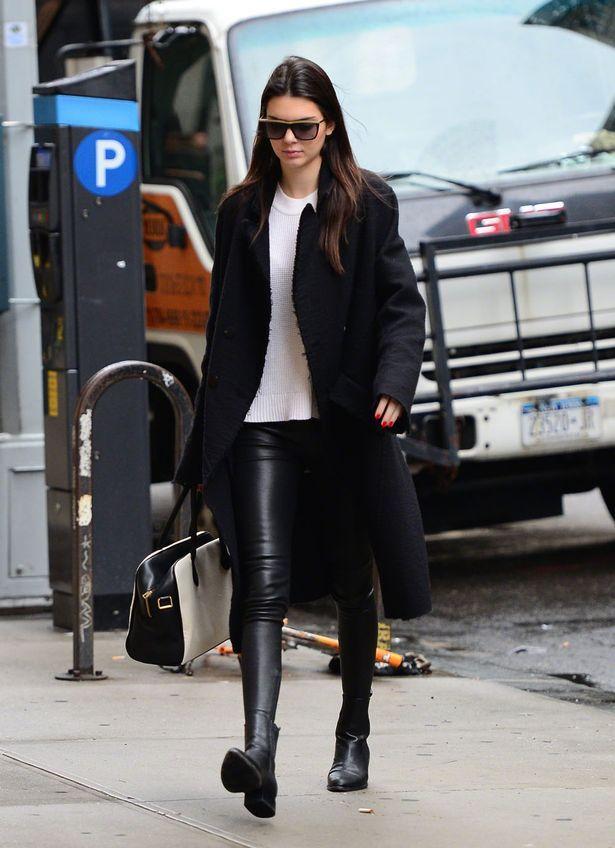 Kendall Jenner Gewicht