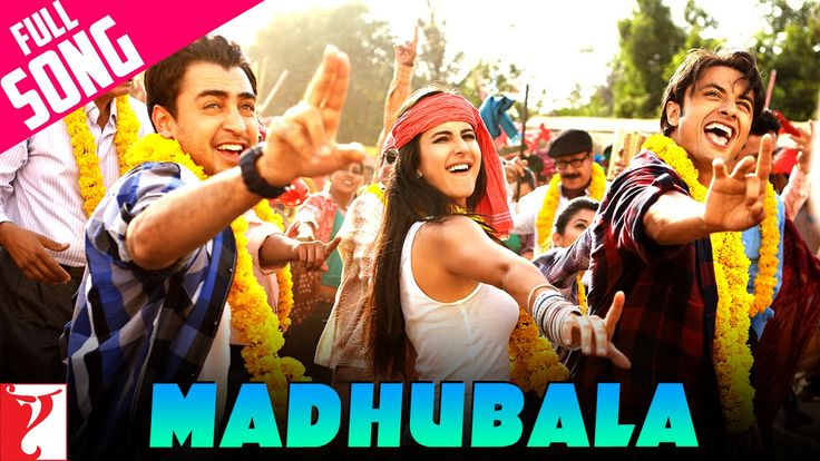 Madhubala  - Full Song   Mere Brother Ki Dulhan   Imran Khan   Katrina K...