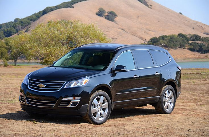 2013 Chevrolet Traverse Review | NewRoads Chevrolet Dealership Newmarket, Ontario