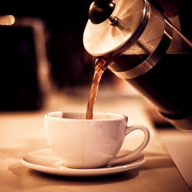 French Press - a minőségi hosszú kávé